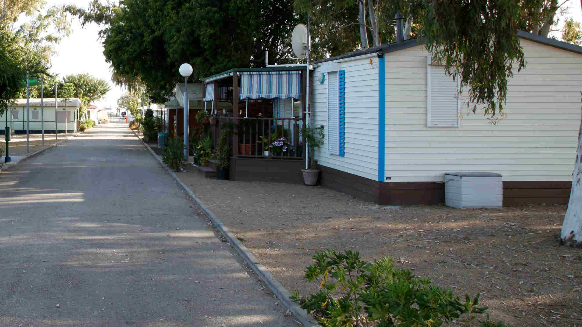 Camping Valle Niza - Casa movil
